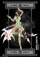 Gift::. Sacred Saga - Atalante by Prissmon