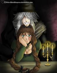 Comiss::.Undertaker n his Lady by Prissmon