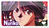 Nuriko Stamp by Prissmon