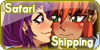 Button::. SafariShipping by Priss-BloodEmpress