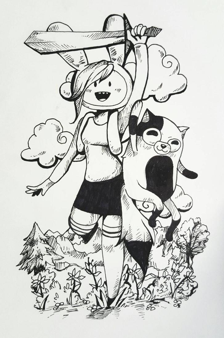 Adventure Time! by spectrumse7en