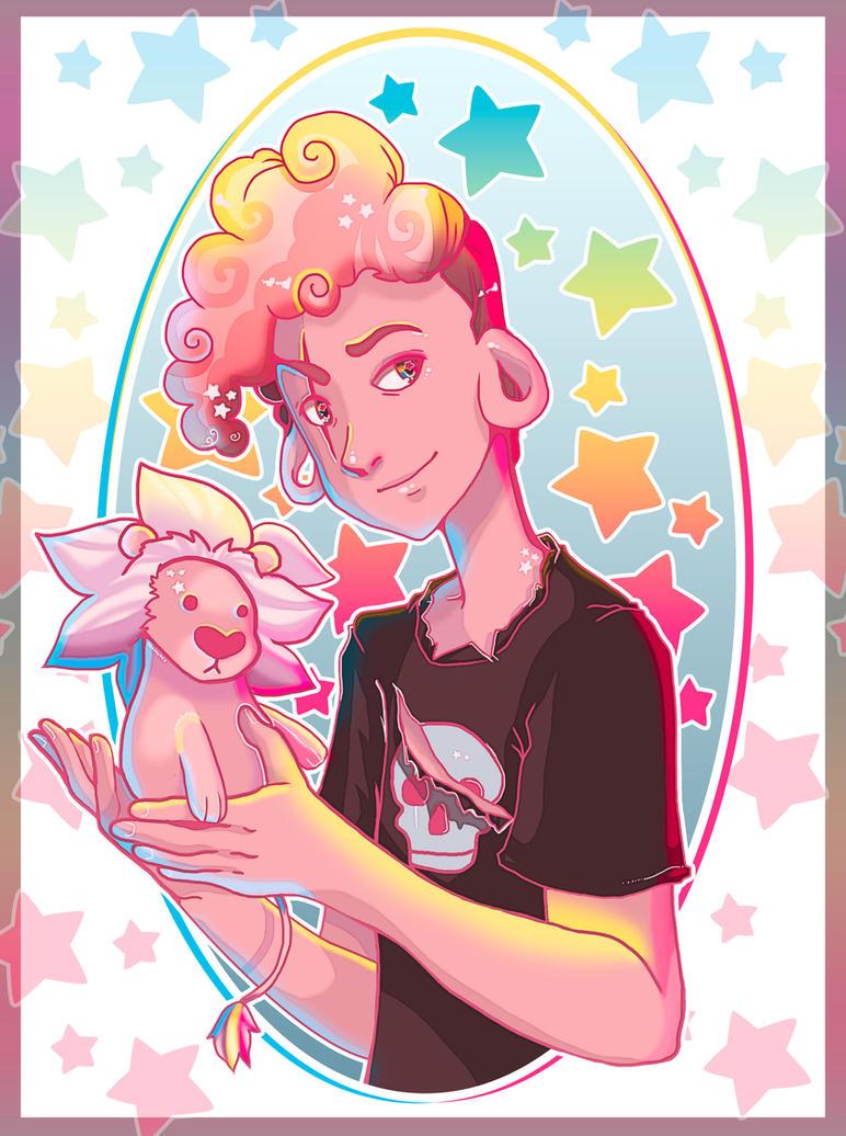 Pink Lars by spectrumse7en