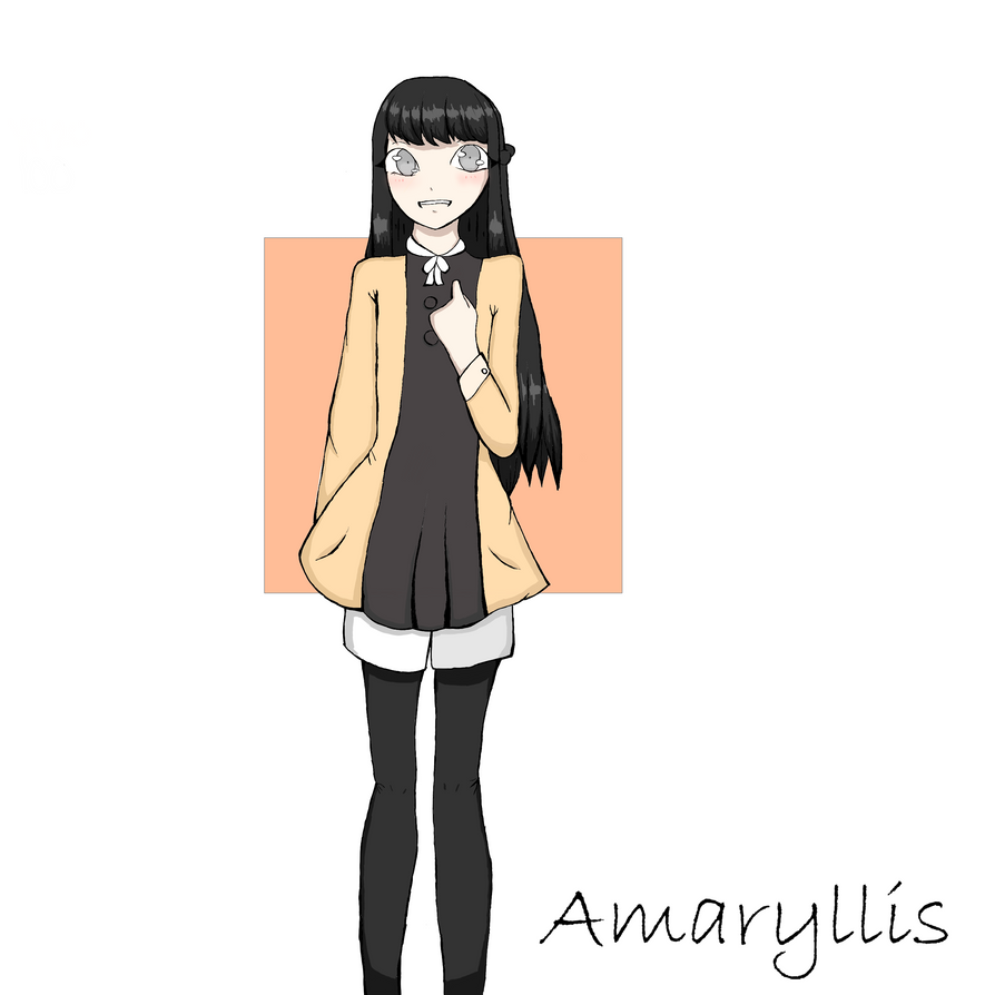 Amaryllis by HousecatDaHousecat