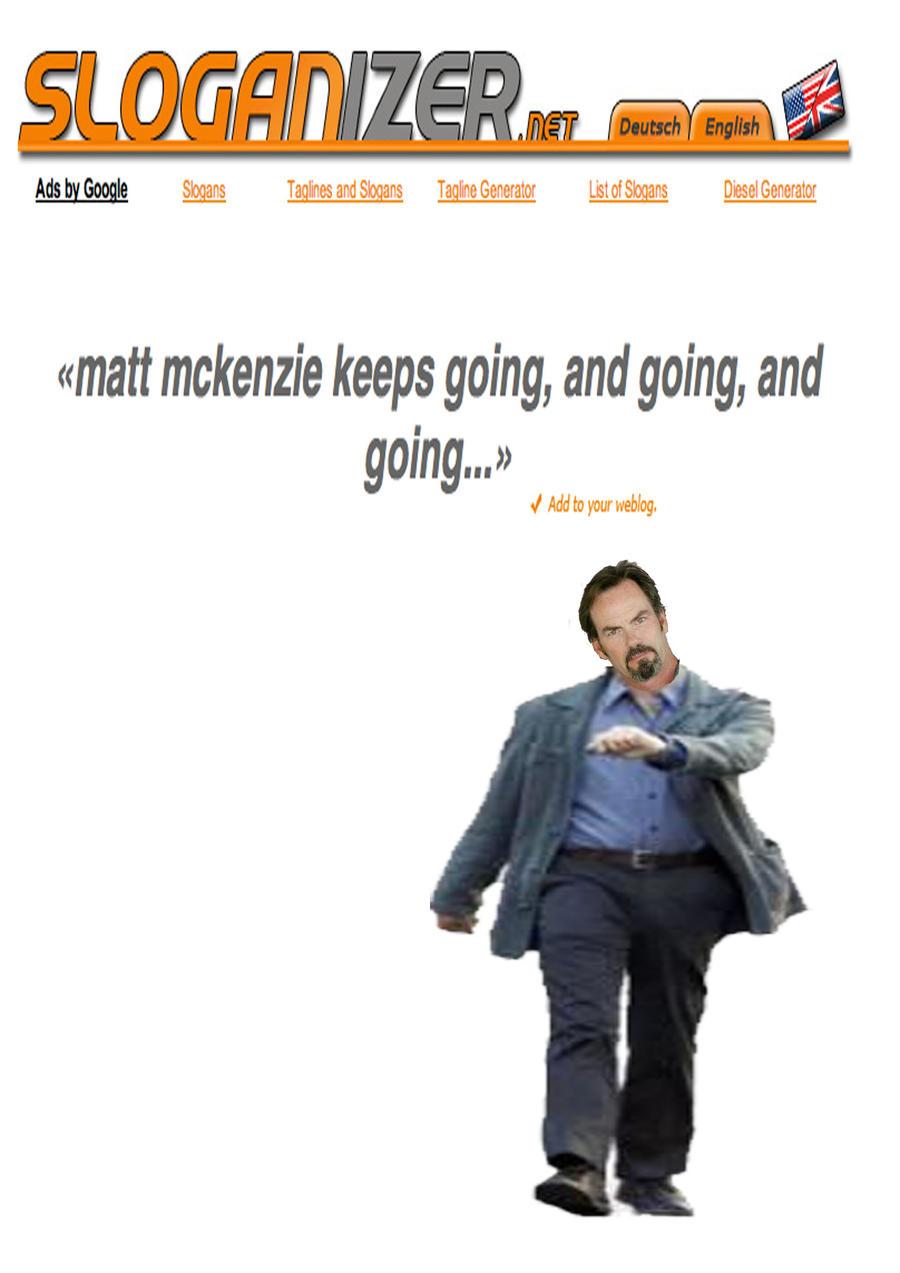 Matt McKenzie II by Ola-Normann