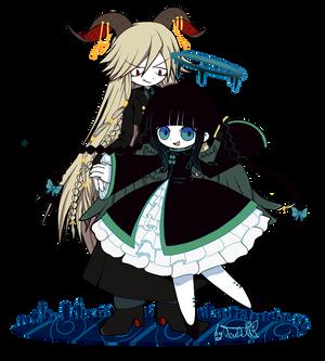 Aconita  and Kyou