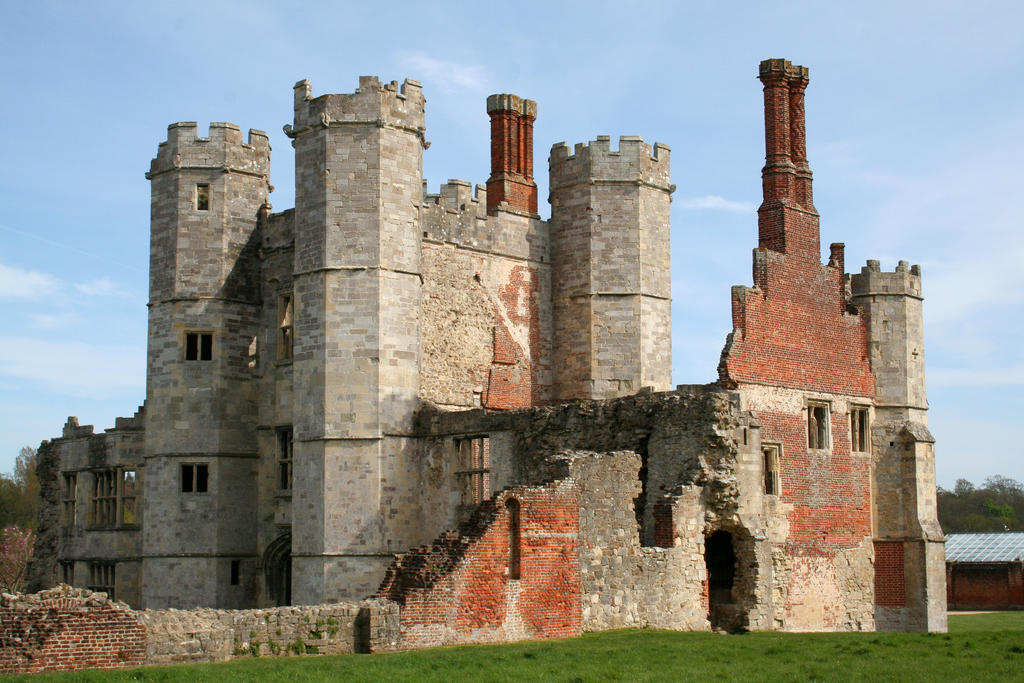 Stock - Titchfield Abbey 10 by OghamMoon