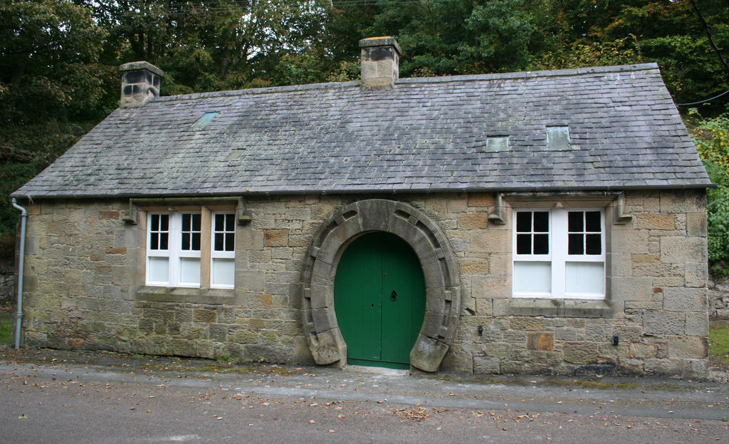 Stock - Old Smithy by GothicBohemianStock