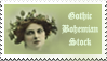 GothicBohemianStock Stamp by OghamMoon