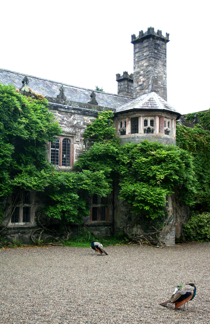 Stock - Gwydir Castle 7 by OghamMoon