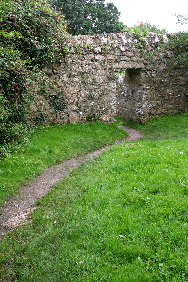 Stock - St Seiriols Well 5 by GothicBohemianStock