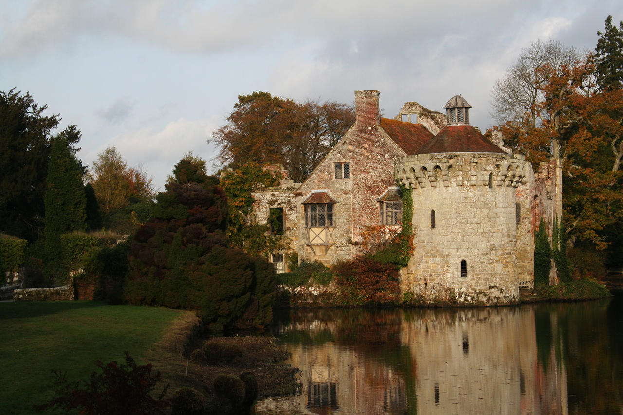 Scotney Castle 19 - Stock by OghamMoon