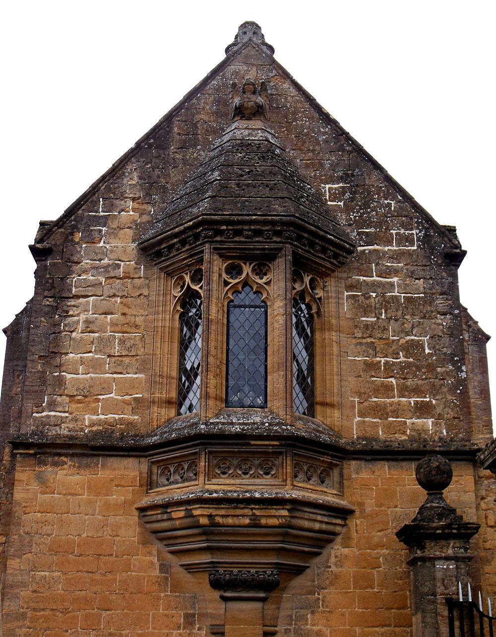 Bow Window by OghamMoon