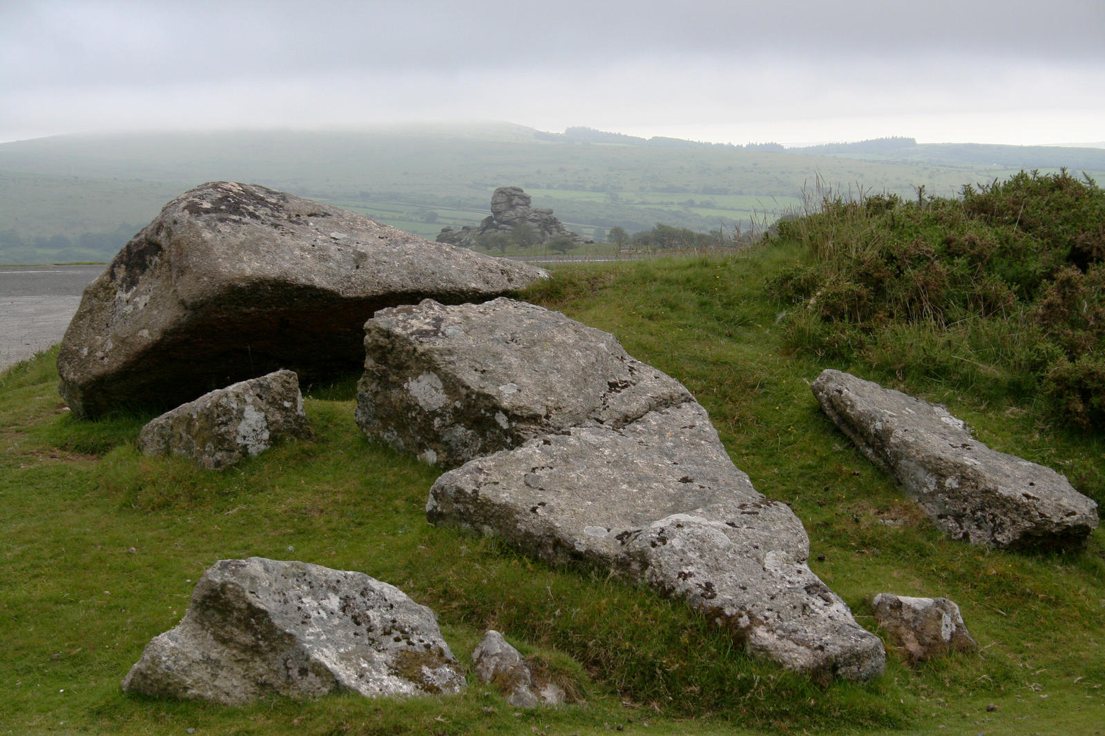Dartmoor 2 by OghamMoon