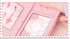 kawaii stamp