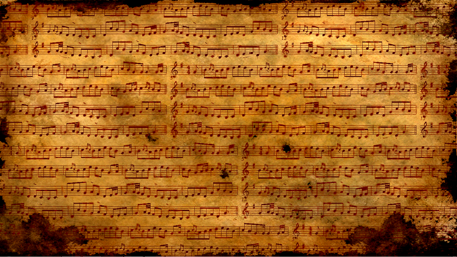 sheet music 2 wallpaper - photo #24