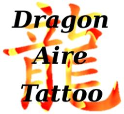 Dragon Aire logo by SchrodingersCat39