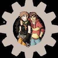 Gear and Mark by morayn