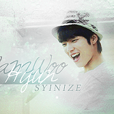 120823 WooHyun ICON in she's back MV by SyinizeW