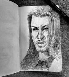 13 Feb 2019 Christian Kane  by tigerlily-gamgee