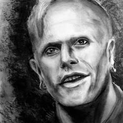 Keith Flint  by tigerlily-gamgee