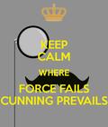 Keep Calm and Arsene Lupin by 2000Aerobars