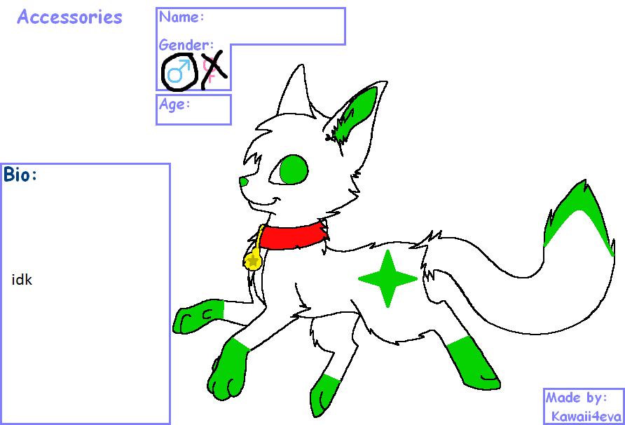 cheap fox adopt (CLOSED) by FlameNelson