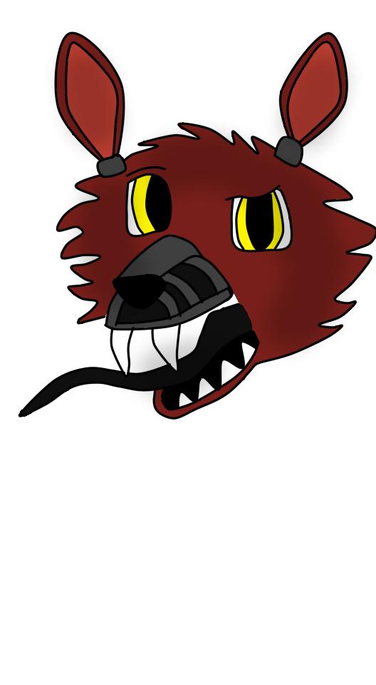 Nightmare Foxy by FlameNelson