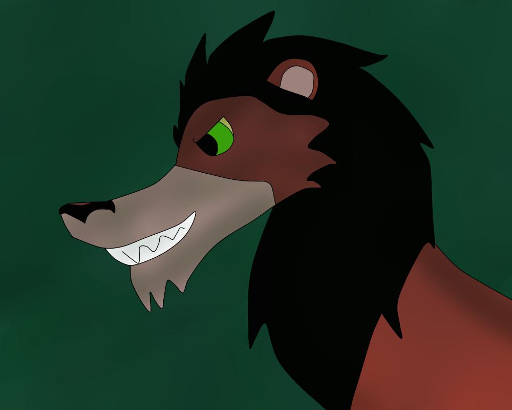Scar by FlameNelson
