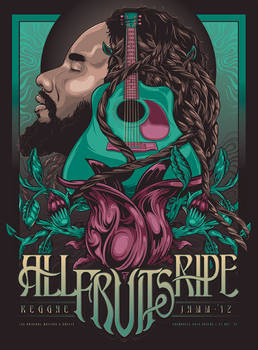 All Fruits Ripe Poster
