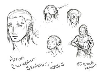 Arnon Character Sketches copy by minipyro