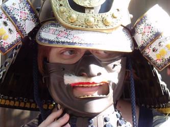 Samurai Sister by minipyro