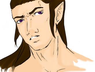 Quick Arnon Sketch by minipyro