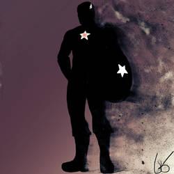Captain America by minipyro