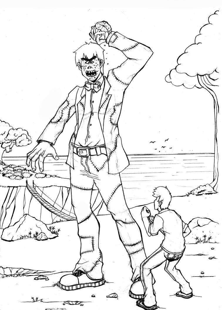 grover underwood coloring pages coloring coloring pages