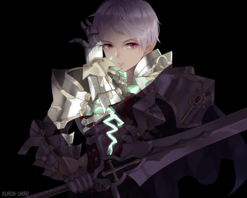 Crossover - Prussia x Siegfried by kamuiji