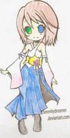 Summoner Yuna