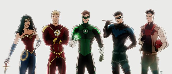 Squad! (Faves II)
