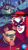 Damian and Kate feat. Batman,Killer Croc,Nightwing