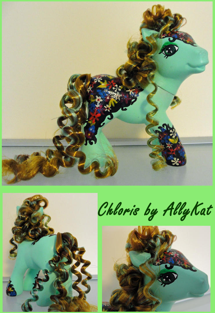 MLP: Chloris :swap: by allykat