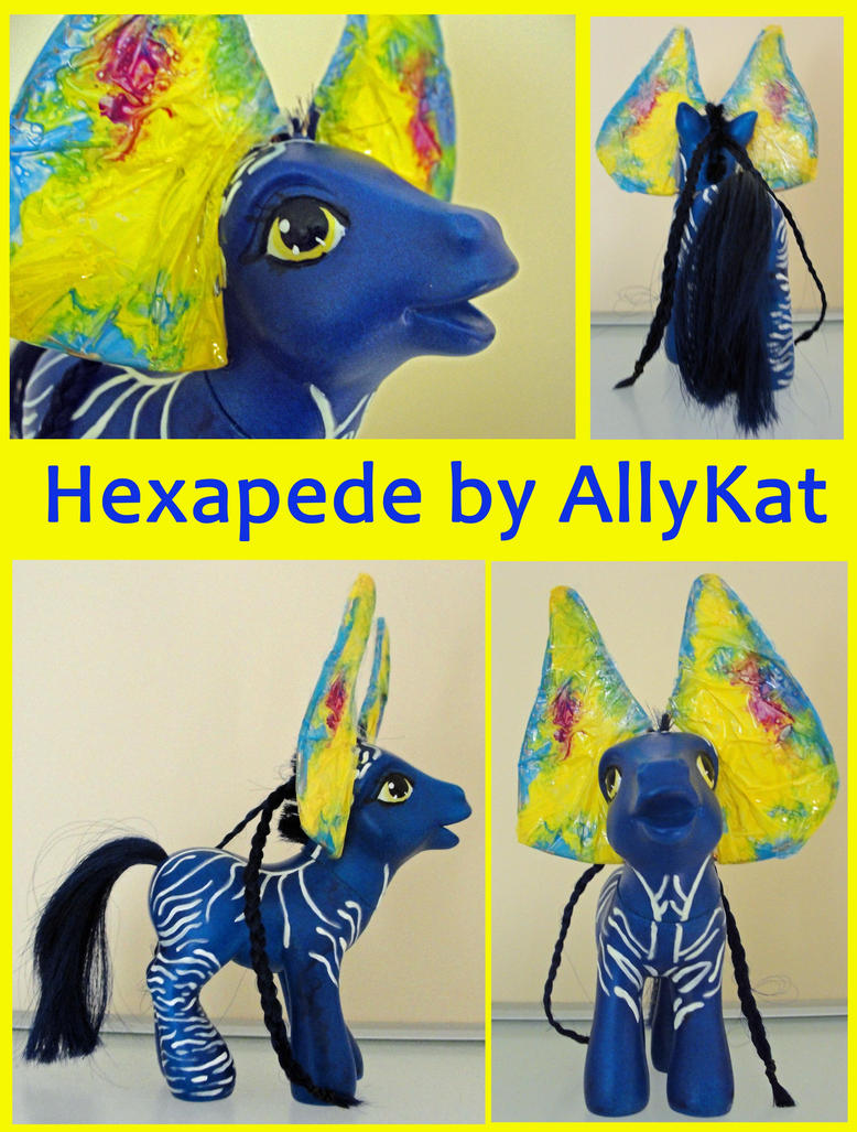 MLP: Hexapede :swap: by allykat