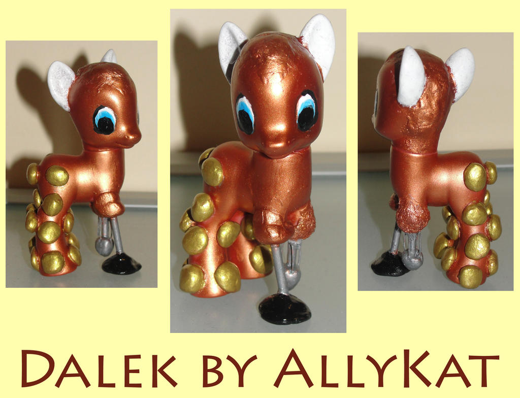MLP: Dalek :swap: by allykat