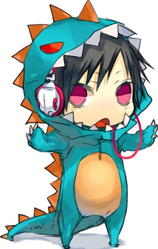 anime render by kawaiierza