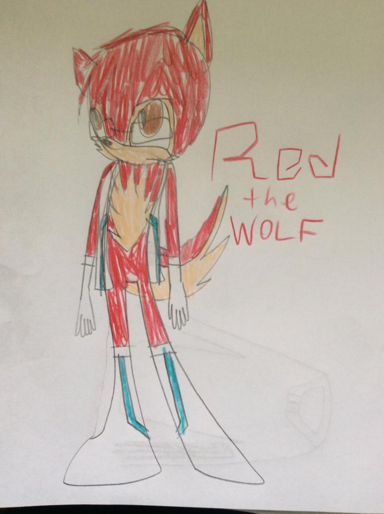 Wolfie by jlnhlfan