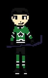 HockeyPlayer by Jared-The-Rabbit