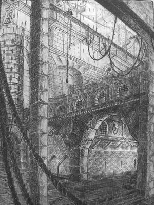 Carceri d'Invenzione reloaded by Feuerkind