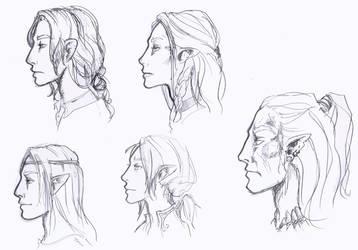 elves profile challenge DAC 1.0 by Feuerkind