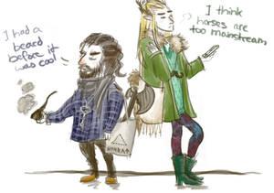 elves are too mainstream