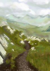 Diamond Hill by Feuerkind