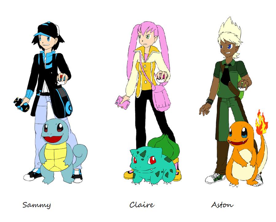 Pokemon Char Images