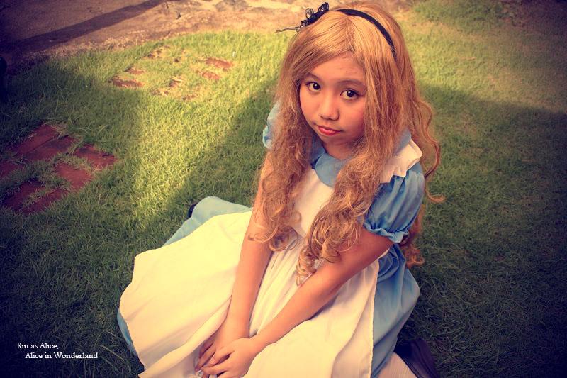 My Name Is Alice by shinigamigenin